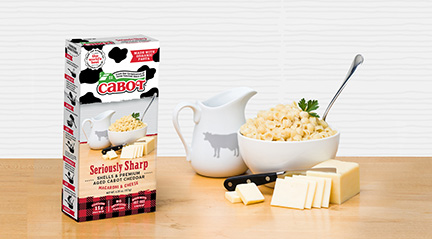 Cabot Boxed Mac and Cheese, Delivered