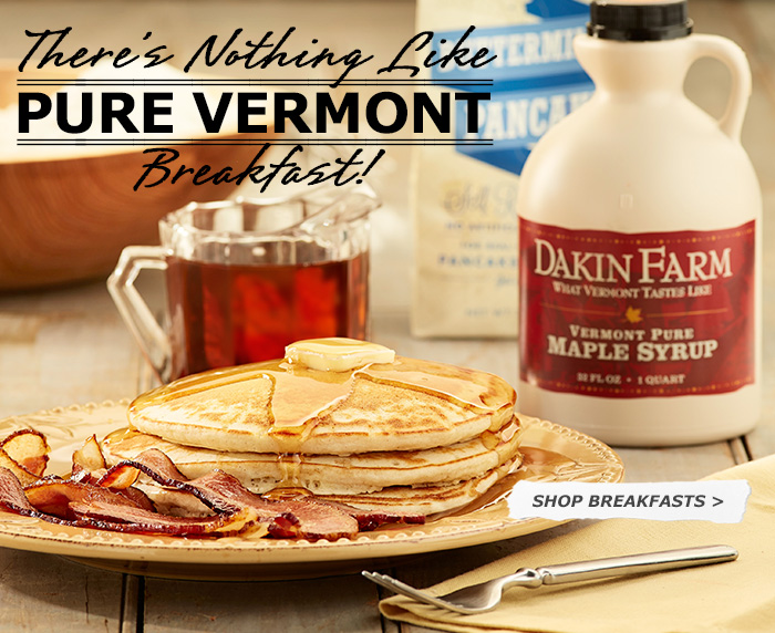 A Pure Vermont Breakfast!