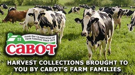 Cabot Farmer Harvest Specials  !