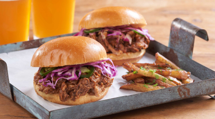 Barbecue Pulled Pork Shipped Nationwide