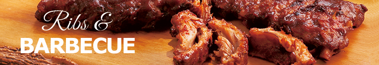 Ribs and BBQ Products
