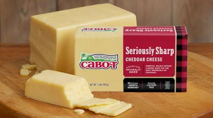 Cabot Cheese - On Sale!