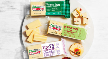 Cabot Cheese - The World's Best!