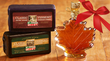Vermont's Finest Tastes!