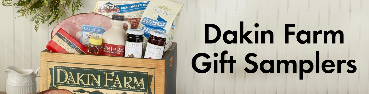 Gift Sampler Products