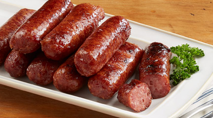 Stock Up On Big Link Breakfast Sausages