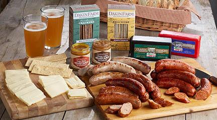 Gourmet Sausages!