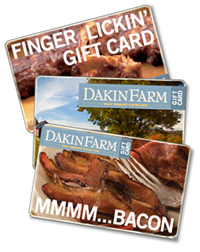 Give easy, convenient Gift Cards or eGift Cards