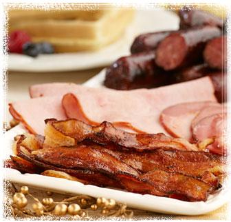 Dakin Farm Bacon and Sausage