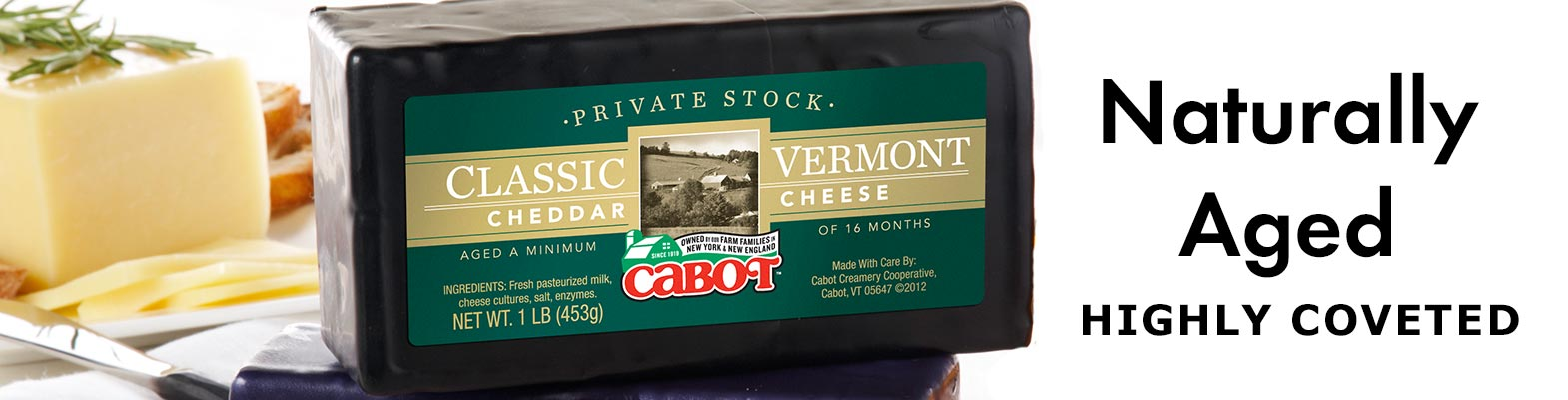 Cabot Cheese Private Stock