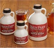 Pure Vermont Grade A Amber Rich Maple Syrup