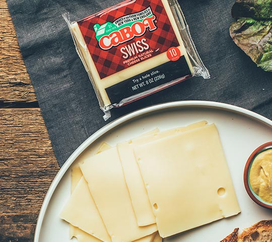 Cabot Cheddar Slices