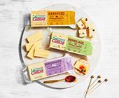 Flavored Cheddar