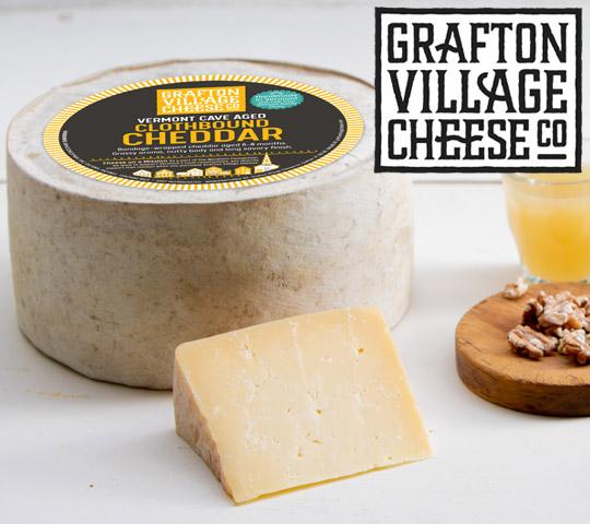 Grafton Clothbound Cheddar