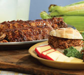 Grill Samplers