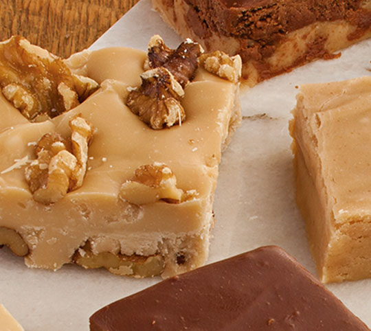 Homemade Maple Fudge