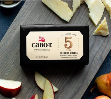 Cabot 5 Year Cheddar Cheese