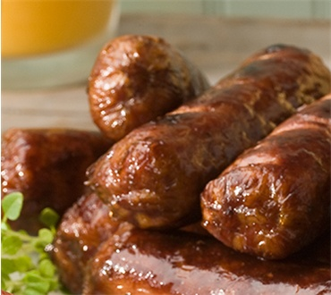 Maple & Breakfast Link Sausage (2 lbs ea, 4 lbs total)