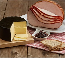 Turkey Breast, Cheese & Chutney