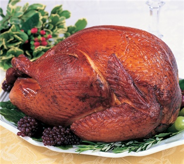 Whole Smoked Turkey