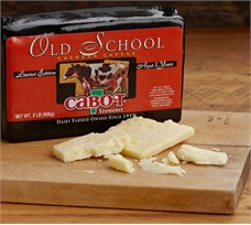 Cabot 5 Year Old School Cheddar