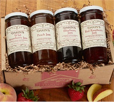 New England Jam Sampler