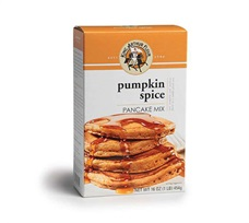 King Arthur Pumpkin Spice Pancake Mix