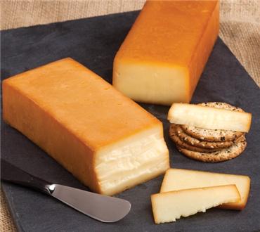 Smoked Cheese Brick
