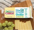 Cabot Sharp Light Cheddar