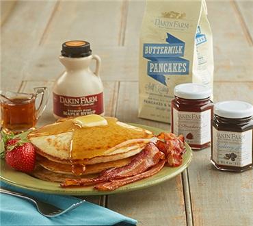 Vermont Hearty Breakfast