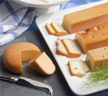 Smoked Cheese Sampler