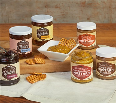 Dakin Farm Mustard