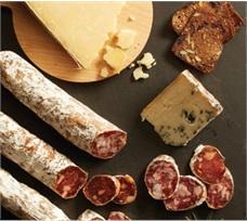 Vermont Artisan Salami & Artisan Cheese Combination