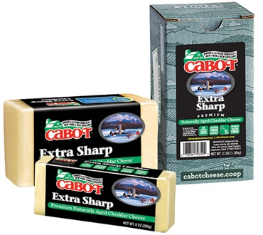 Cabot Extra Sharp