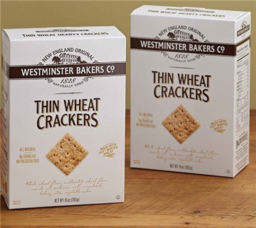 Westminster Thin Wheat Squares