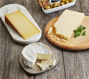 Vermont Artisan Cheese Board