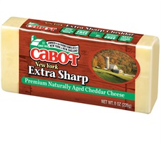 Cabot New York Extra Sharp