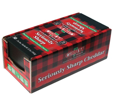 Cabot Seriously Sharp 50 Count Mini Bars