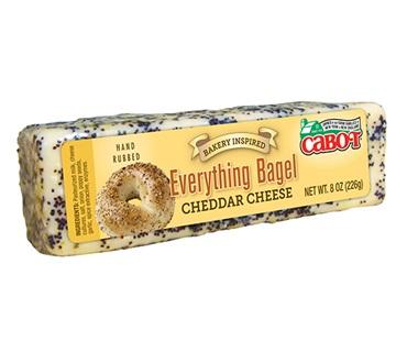 Everything Bagel Cheddar