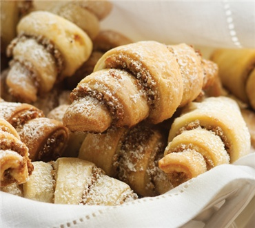 Quentin's Grandma's Rugelach Recipes — Dishmaps