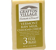 Grafton 3 Year Old Aged Cheddar