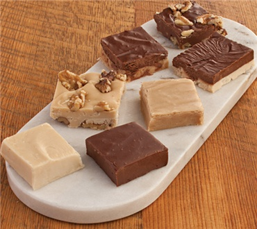 Freshly Made Fudge