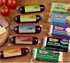 Cheese and Sausage Variety Pack