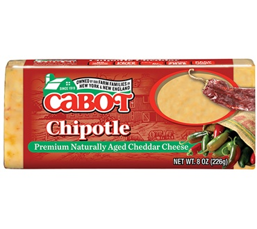 Cabot 8 Oz Chipotle Cheddar Cheese