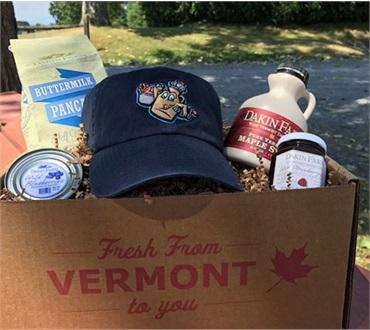 Vermont Maple Kings Breakfast Box