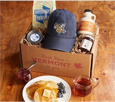 Vermont Maple Kings Breakfast Box
