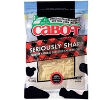 Cabot Seriously Sharp Shredded