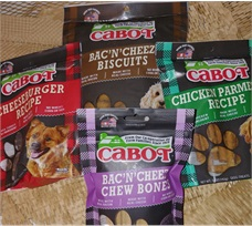 Cabot Dog Treats Combo Pack