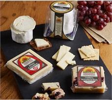 Vermont Farmstead Cheese Sampler