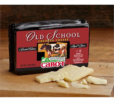 Cabot 4 Year Old School Cheddar